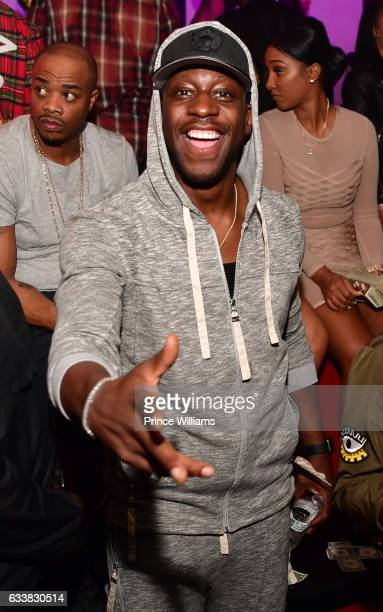 Young Dro attends a Super Bowl After Party at Showtime Nightclub on February 3, 2017 in Houston, Texas.