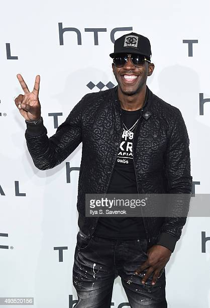 Young Dro attends TIDAL X: 1020 at Barclays Center on October 20, 2015 in the Brooklyn borough of New York City.