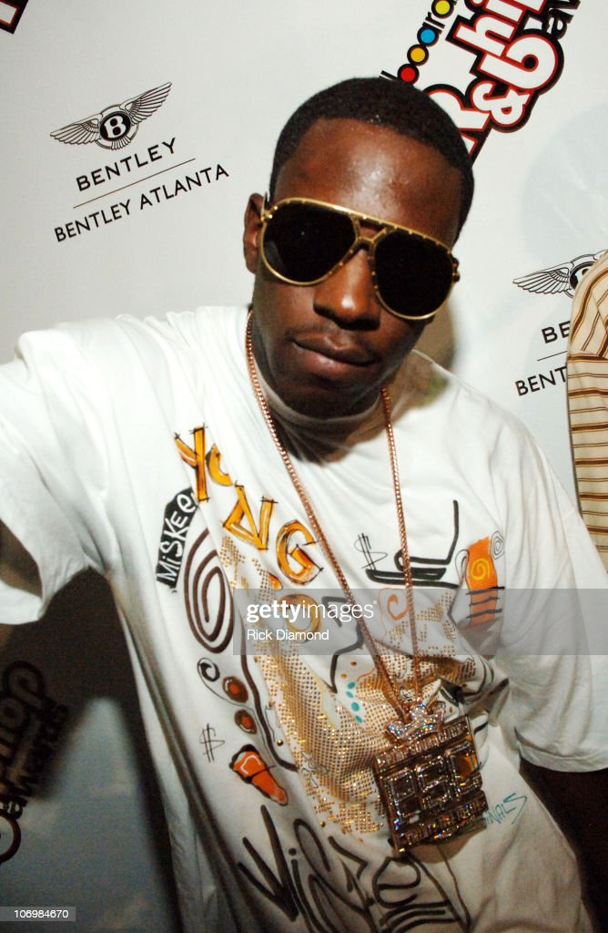 Young Dro during Billboard R & B / Hip - Hop Conference - Day 3 at Renaissance Waverly Hotel in Atlanta, Georgia, United States.
