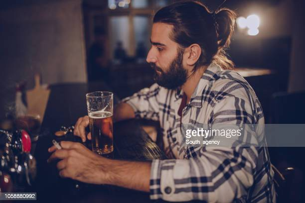 young drunk man - after party man stock pictures, royalty-free photos & images