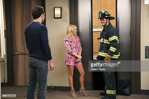 YOUNG HUNGRY Young Earthquake A visit to a psychic causes nothing but problems on an all new episode of Walt Disney Television via Getty Images...