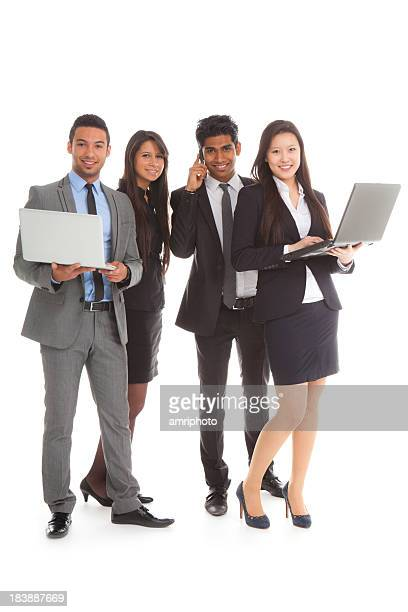 young economy students
