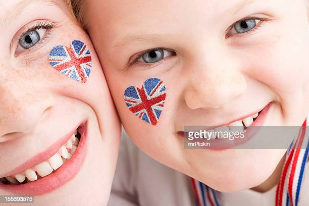 Young England fans