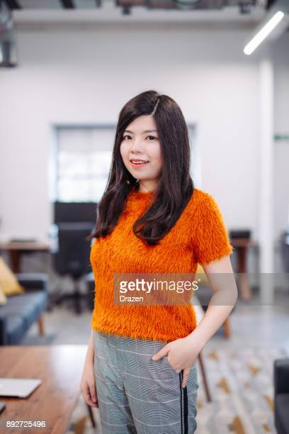 Young entrepreneur in Taiwanese start up company