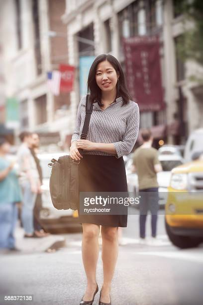 young executive businesswoman - post-production stock pictures, royalty-free photos & images