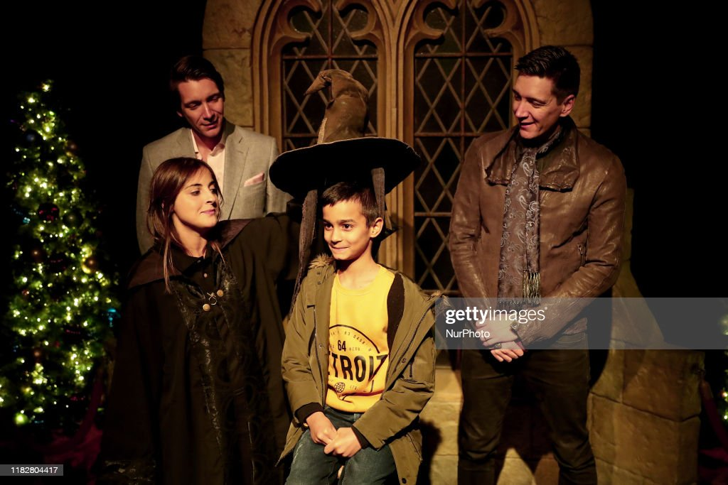 Harry Potter: The Exhibition opens in Lisbon : News Photo