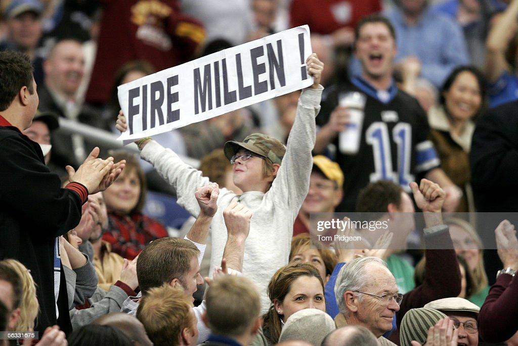 Minnesota Vikings v Detroit Lions : News Photo
