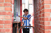 london england young fan huddersfield town