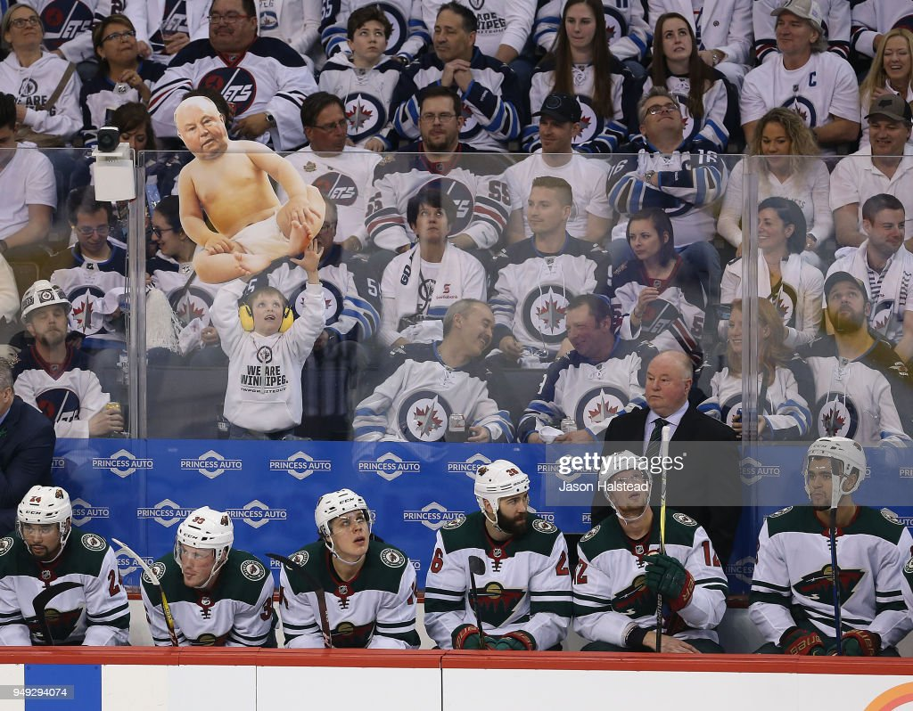 Minnesota Wild v Winnipeg Jets - Game Five