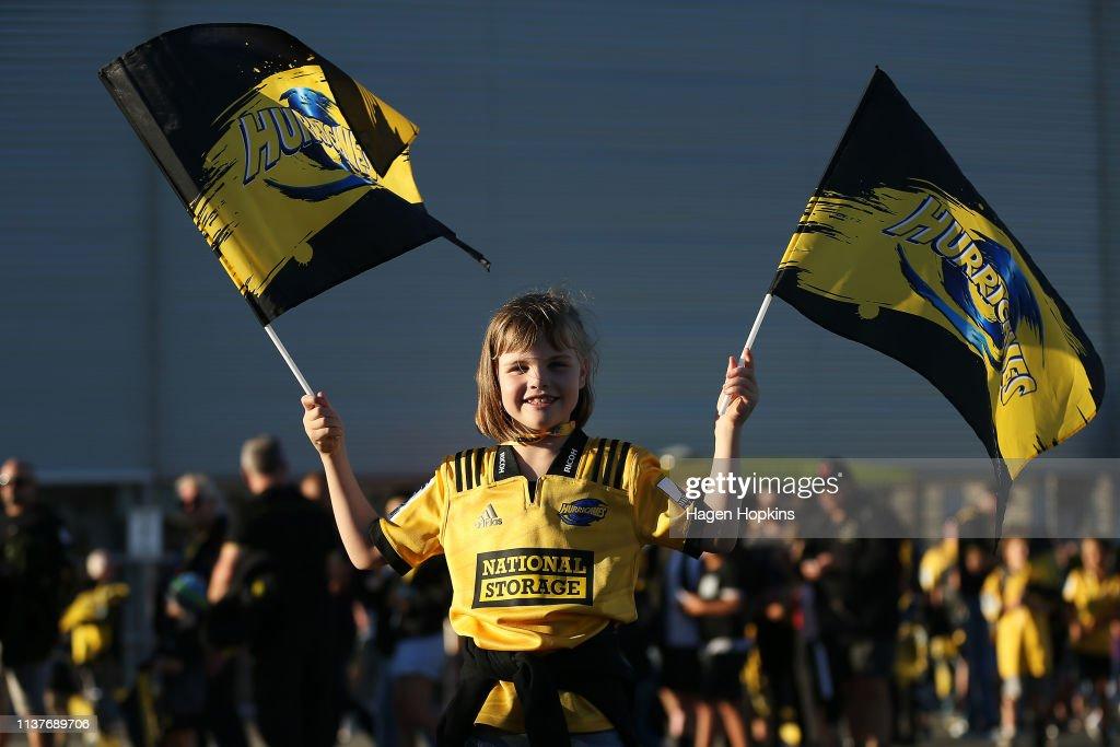NZL: Super Rugby Rd 6 - Hurricanes v Stormers