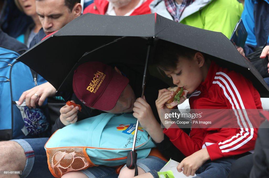 New Zealand v Australia - ICC Champions Trophy - Group A - Edgbaston : News Photo