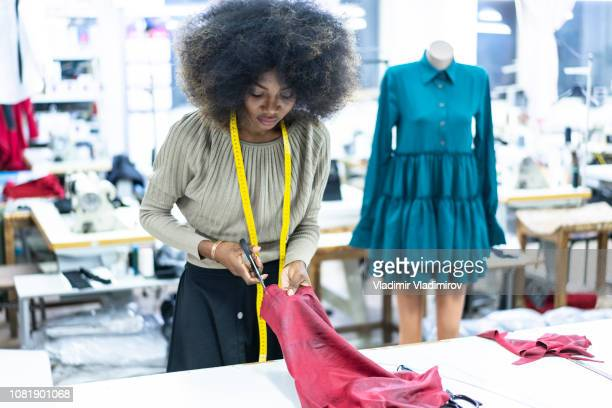young fashion designer - fashion designer stock photos and pictures