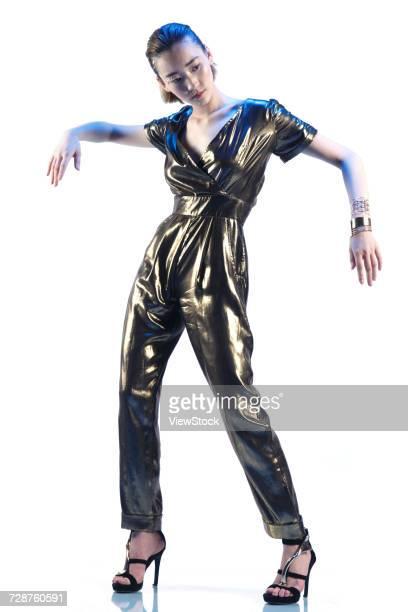 Young fashion women