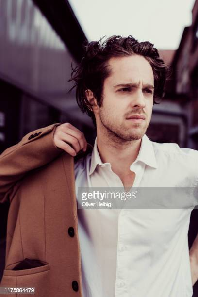 young fashionable men with a cool attitude - suave stock pictures, royalty-free photos & images