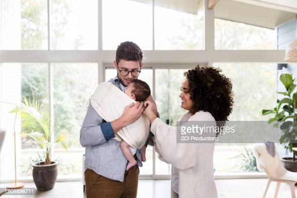 Black baby wife white White woman