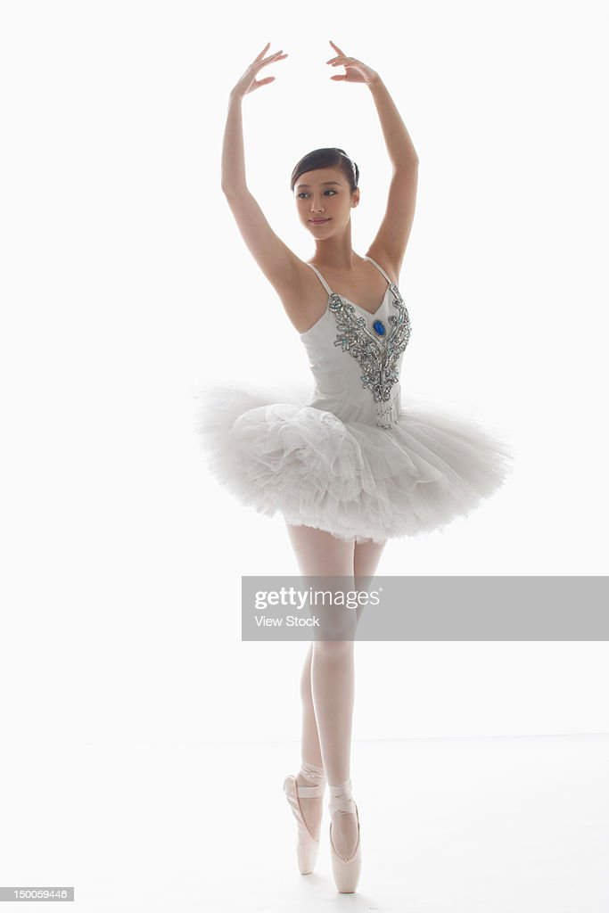 Young female ballerina : Stock Photo