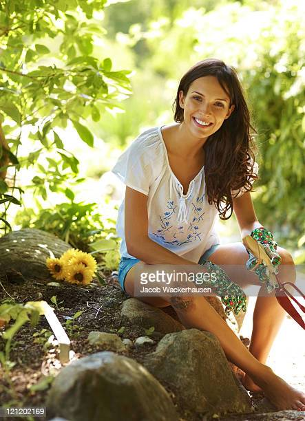 Sexy Gardener Stock Photos And Pictures  Getty Images-9738