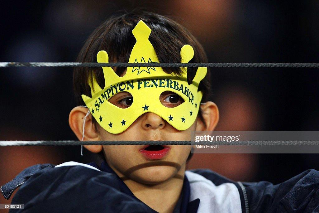 Fenerbahce v Chelsea - UEFA Champions League Quarter Final : Photo d'actualité