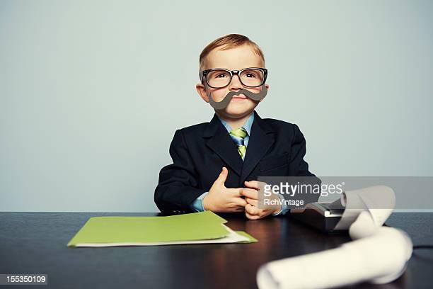 Junge Financial Advisor