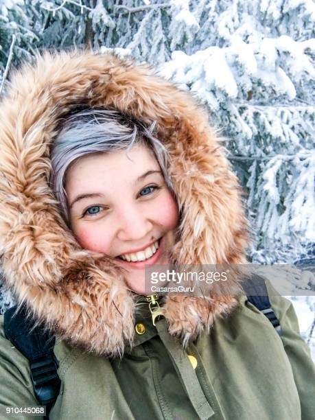 Young Finnish Woman Portrait