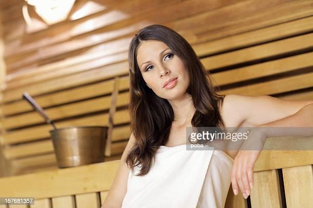 Naked Sauna Stock-Fotos Und Bilder  Getty Images-3786