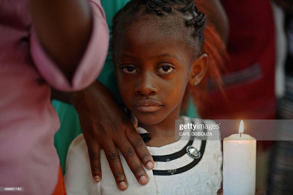 KENYA-SOMALIA-UNREST : News Photo