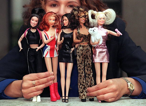 UNS: In The News: Spice Girls 25th Anniversary