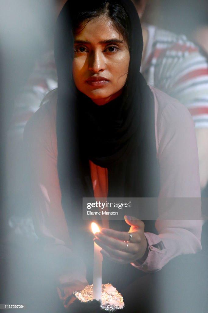 NZL: Vigils Held Across New Zealand As Christchurch Mosque Victim Burials Continue