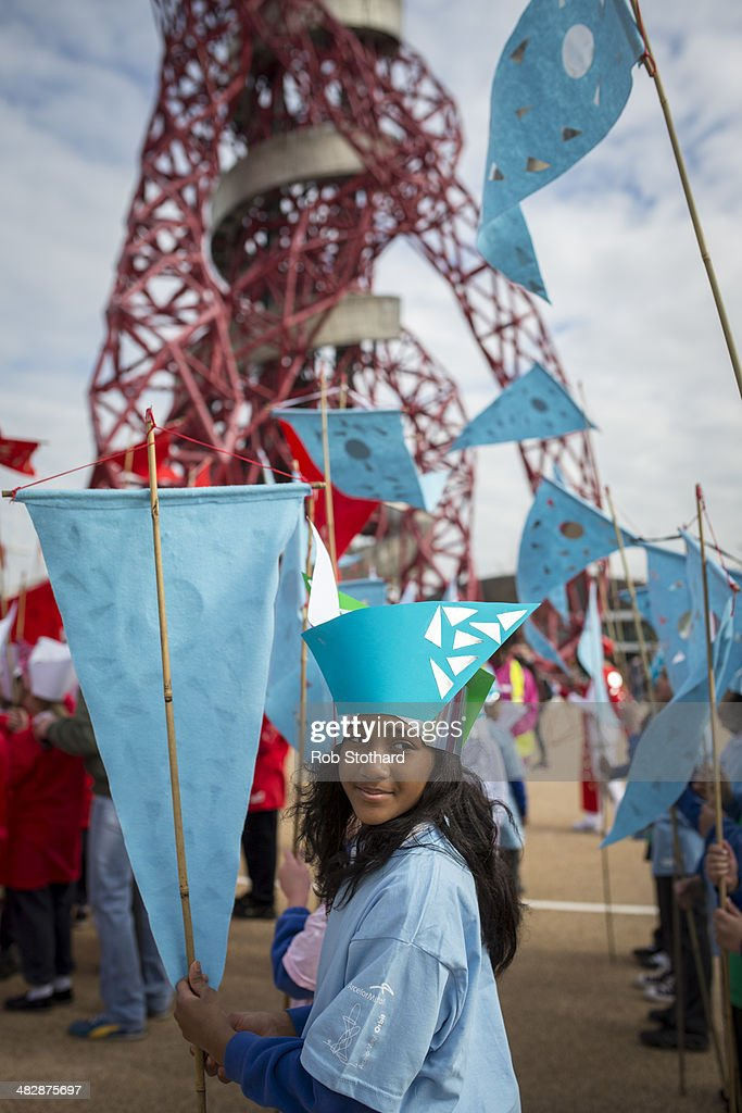 Queen Elizabeth Olympic Park Opens To The Public : News Photo