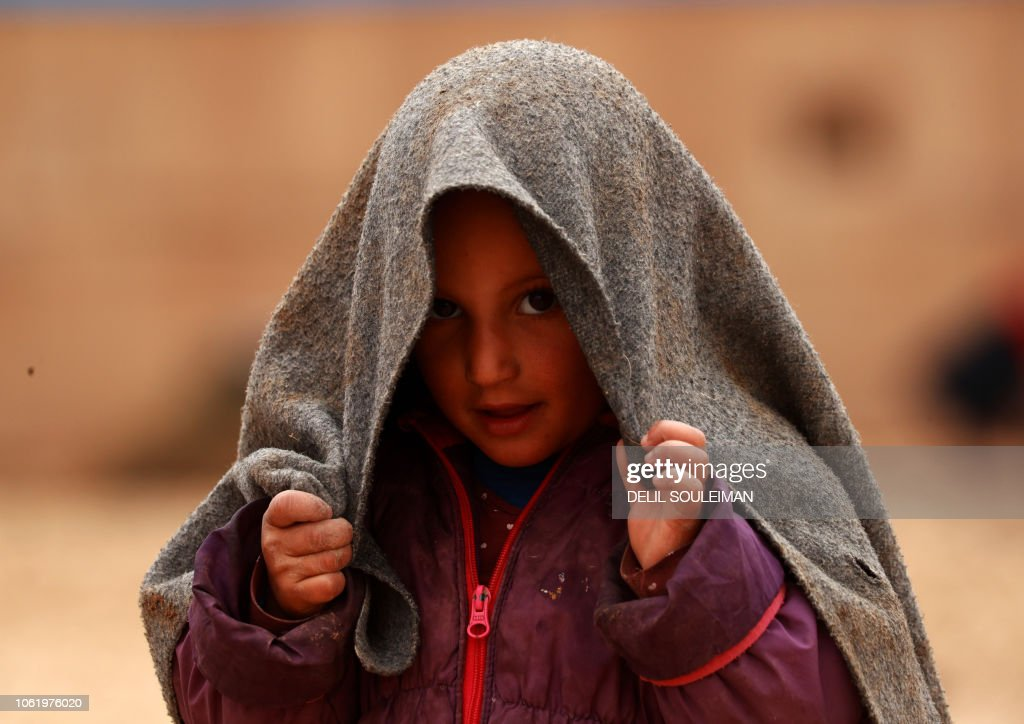 SYRIA-CONFLICT-DISPLACED : News Photo