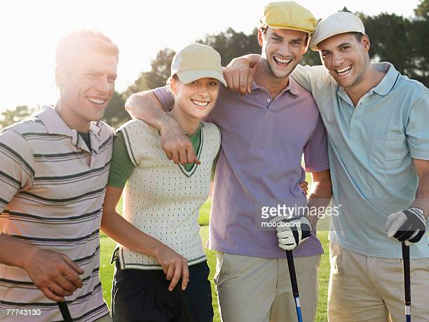 Young Golfers