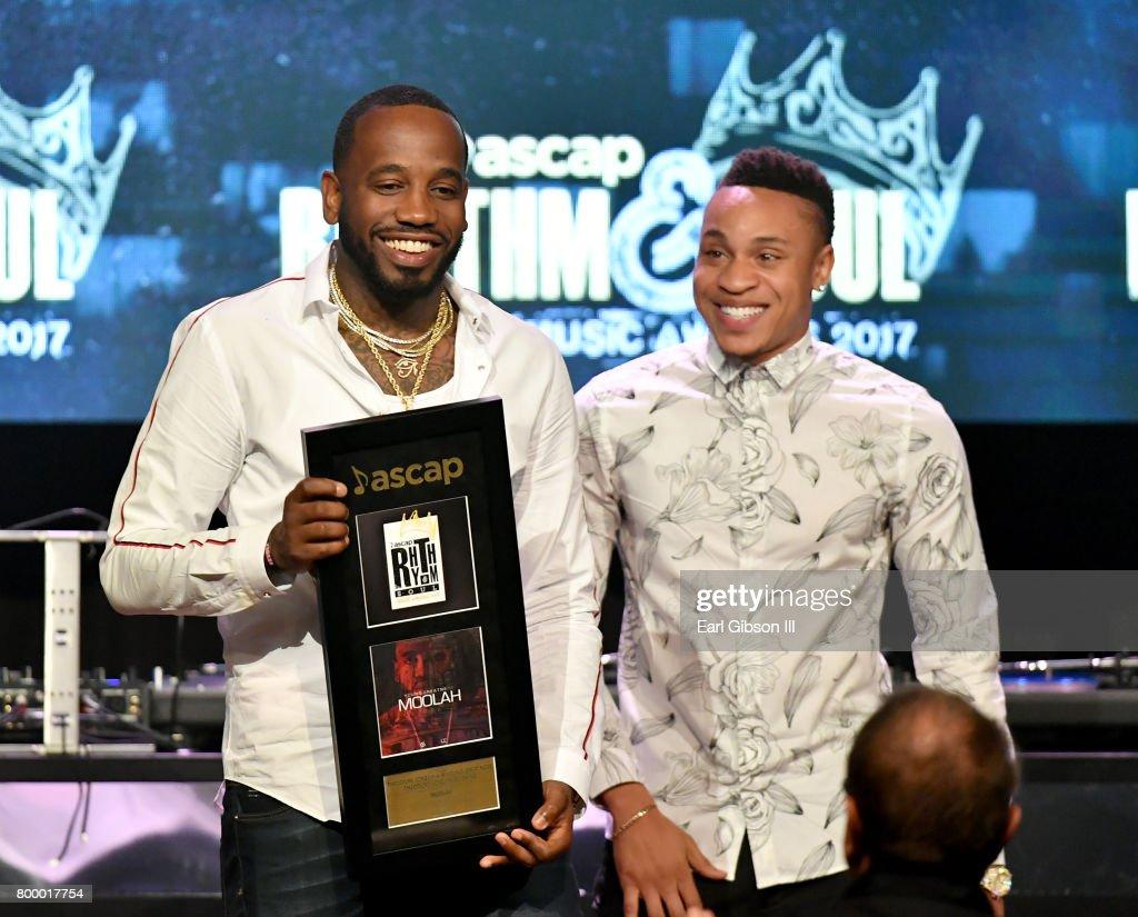 ASCAP 2017 Rhythm & Soul Music Awards - Inside : News Photo