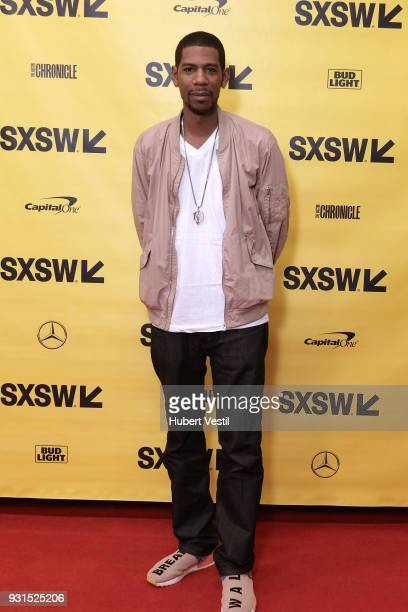 Young Guru attends Music Tech A Gateway to Awaken America's Youth with Young Guru during SXSW at Austin Convention Center on March 13 2018 in Austin...