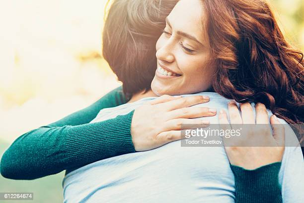 young happy couple - long distance relationship stock pictures, royalty-free photos & images