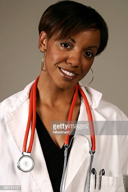 Young Happy Doctor