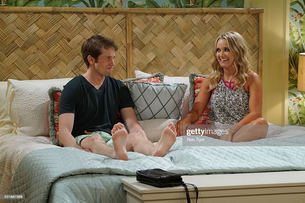 YOUNG & HUNGRY - 'Young & Hawaii' - Broken hearted over Josh, Gabi ends up on someone else's honeymoon, in the summer premiere episode of 'Young & Hungry,' airing on WEDNESDAY, JUNE 1 (8:00-8:30 p.m. EDT), on Freeform. OSMENT