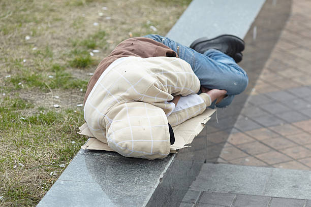 an analysis of homelessness as sleeping on the streets