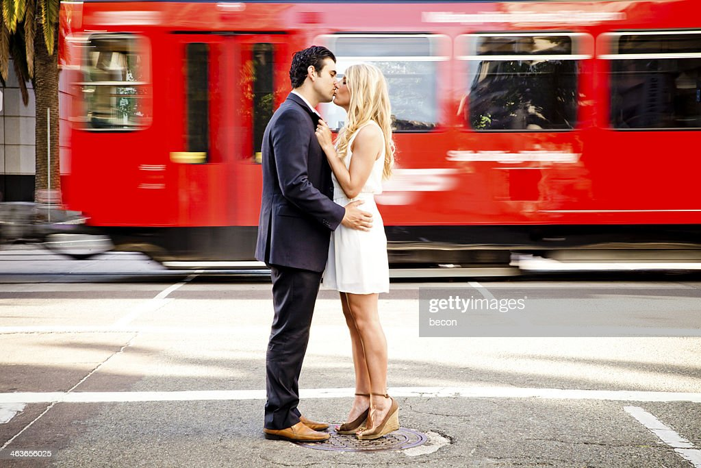Young Hot Couple : Stock Photo
