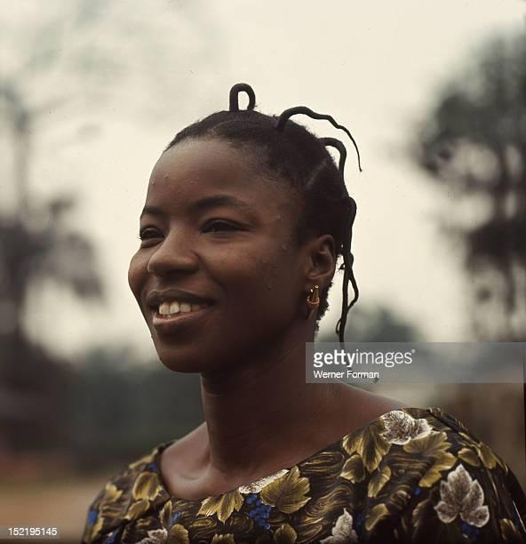 A young Igbo woman Nigeria Igbo Nigeria