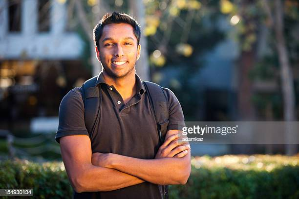 young indian college student - indian culture stock pictures, royalty-free photos & images