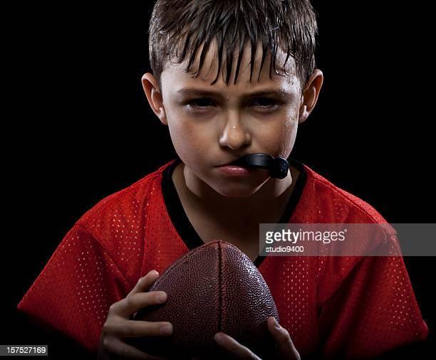 若いなフットボール選手