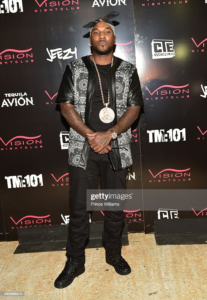 """Jeezy 10 Year TM101: Anniversary Concert After Party """"All Black Affair"""""""