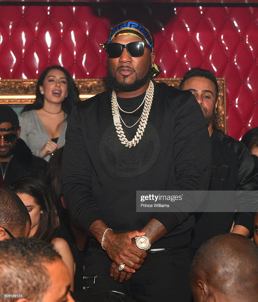 Young Jeezy attends the concert after party featuring Jeezy + Wayne at Compound on December 11, 2016 in Atlanta, Georgia.