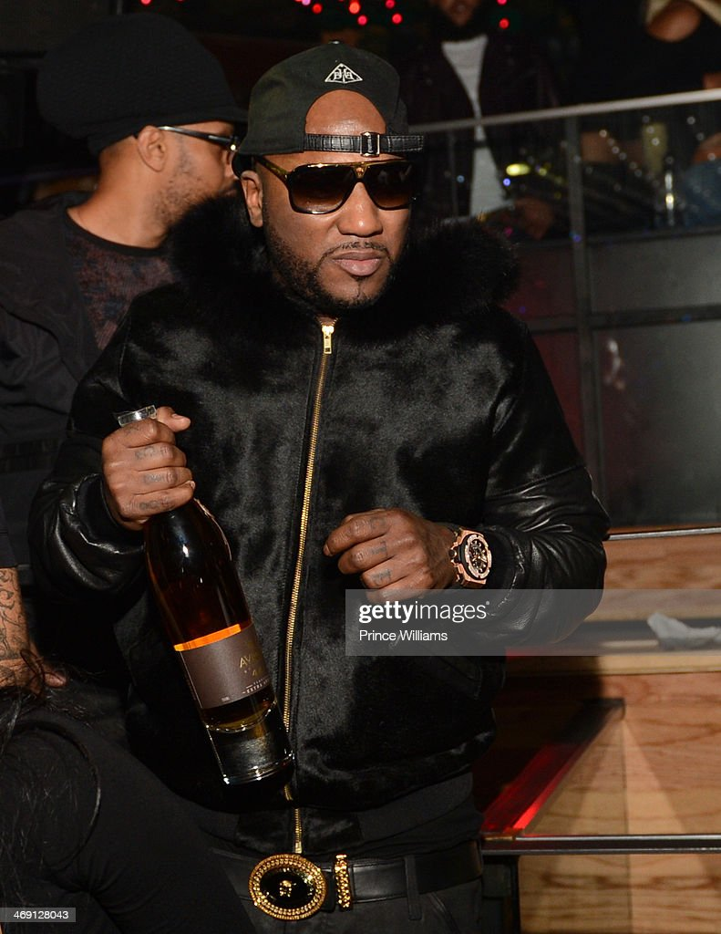 Young Jeezy attends Young Jeezy And Victor Cruz's Post Super Bowl Party at Greenhouse on February 2, 2014 in New York City.