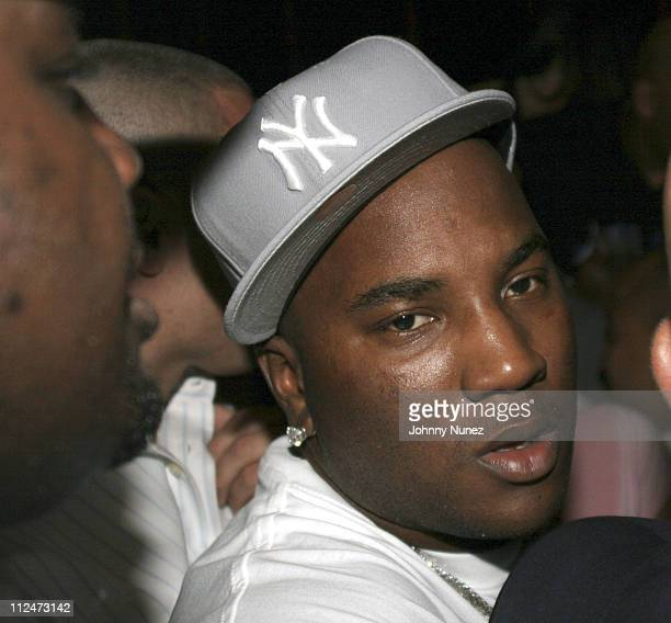 Young Jeezy during Annual Phat Farm Party August 30 2005 at Little Buddha Bar in Las Vegas Nevada United States