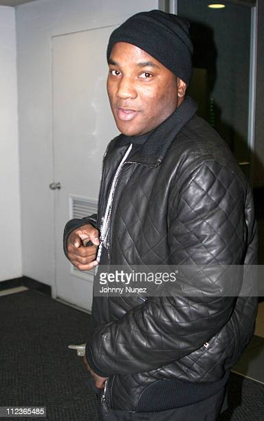 Young Jeezy during BET's 106 Park with Performances by Young Jeezy Juelz Santana Jim Jones Omarion Jibbs and Cherish December 19 2006 at BET Studios...