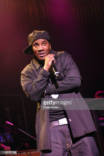 Young Jeezy during 'Young Jeezy' in Concert at The Tabernacle in Atlanta at The Tabernacle in Atlanta Georgia United States