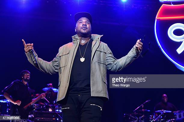 Young Jeezy performs during TIDAL X JayZ Bsides in NYC on May 16 2015 in New York City
