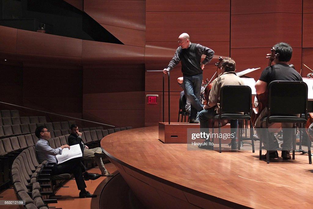 Young Juilliard Composers : Nieuwsfoto's