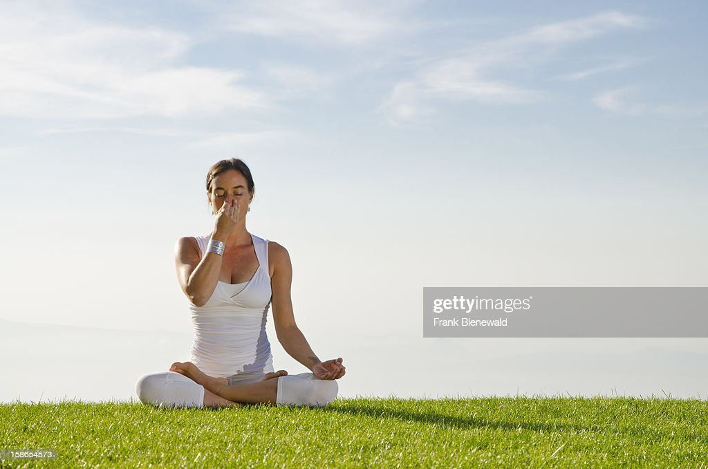 Yoga the physical way towards enlightenment : News Photo
